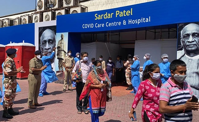 World's Biggest Covid Centre In Delhi Starts Treating Foreigners