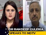 Video : Covid Vaccine Distribution, Not Research, Big Challenge: AIIMS Director