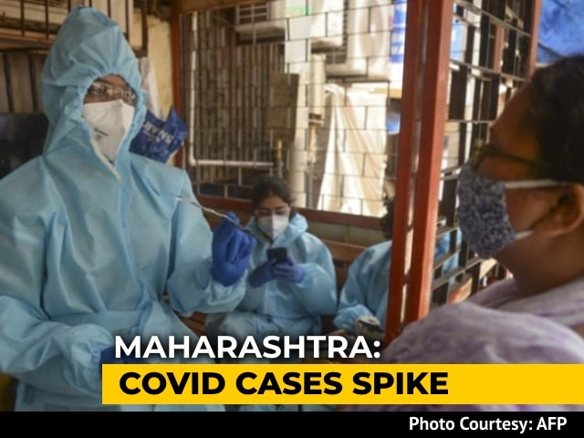 Video : For First Time, Maharashtra Reports Over 20,000 COVID-19 Cases In A Day