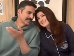 Who's The Best Chef In The House? Twinkle Khanna And Akshay Kumar Answer