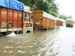Mumbai Rains LIVE: Rail Services Affected Due To Continuous Heavy Rains