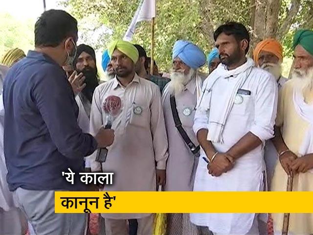 Videos : NDTV से किसानों ने कहा, 'नए कृषि कानून से MSP को खत्म करने का रास्ता खुल गया है'
