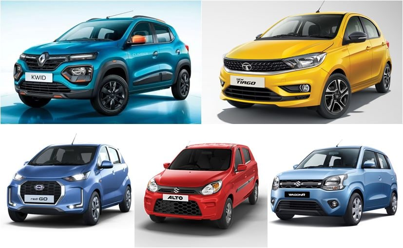 Here are the top 5 most full-efficient cars you can buy in India under Rs. 5 lakh