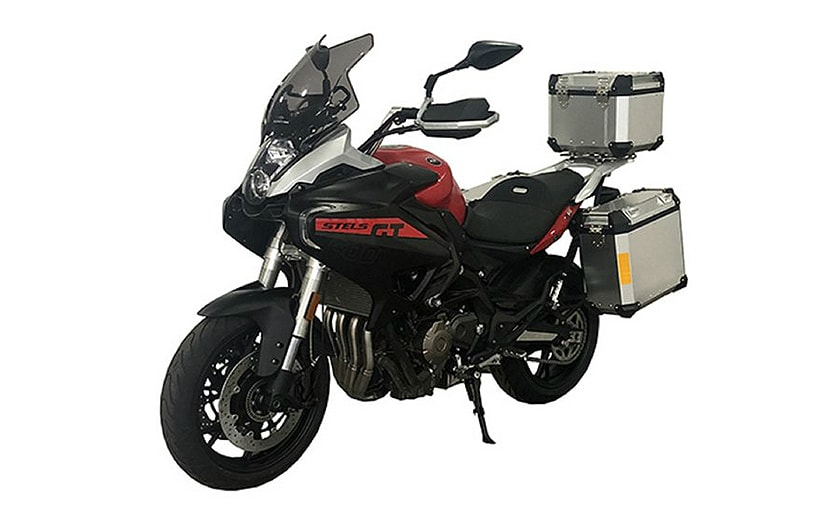 Type approval documents reveal a 650 cc tourer from the Qianjiang Group, the parent company of Benelli
