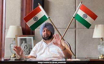 'Cruel Joke On Farmers': Amarinder Singh On Centre's Rate Hike