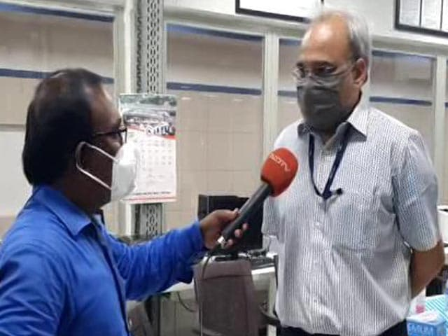 Video : With Masks And Social Distancing, Chennai Metro Resumes Service
