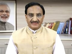 """""""Wish You Good Luck"""": Education Minister To Students Taking JEE Today"""