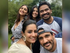 "Pics From Ekta Kapoor's ""Fun Trip"" With Anita Hassanandani, Krystle D'Souza And Others"