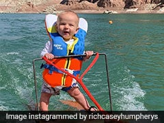 6 महीने के बच्चे ने नदी में उतर की वॉटर स्कीइंग, मुस्कुराते हुए बना डाला वर्ल्ड रिकॉर्ड... देखें Video
