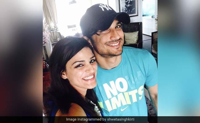 'Rare Genius' Sushant Singh Rajput Writes With Both Hands In Clip Shared By Sister