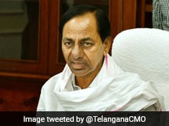 KCR Campaigns For Nagarjuna Sagar Bypoll, Slams Congress