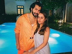 Love, Actually - This Pic Of Varun Dhawan And Girlfriend Natasha Dalal