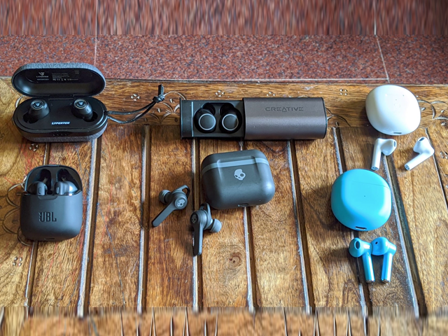 Which Is the Best Pair of True Wireless Earbuds Under Rs 10,000? We Got the Answer