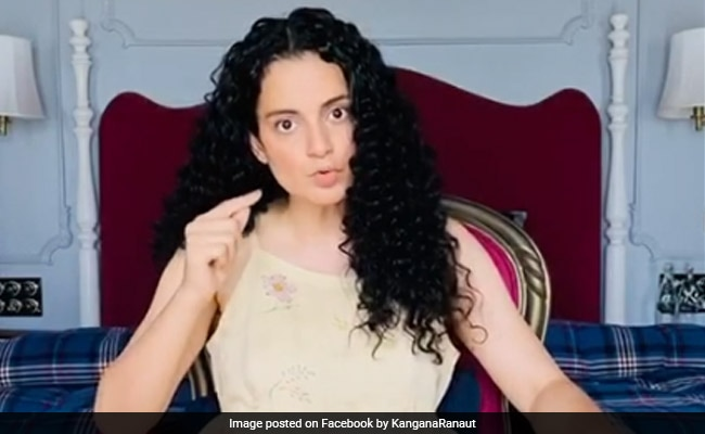 Kangana Ranaut Attacks Rihanna For Farmers Tweet, Calls Them 'Terrorists'