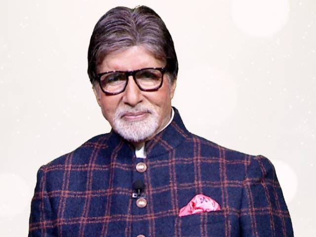 Video: Amitabh Bachchan Is Back With #SwasthyaMantra Telethon On October 2