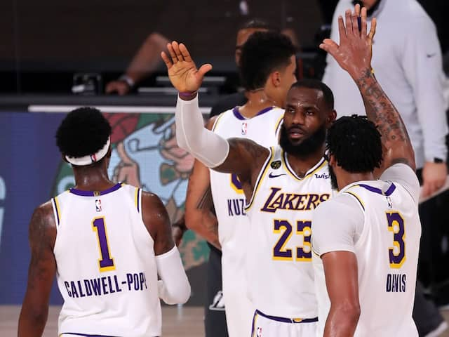 """""""Witnessing All Time Greatness"""": Jimmy Neesham Hails LeBron James After Los Angeles Lakers Win In NBA Playoffs"""