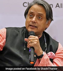 'Apologise For?': Shashi Tharoor On Prakash Javadekar's Pulwama Tweet