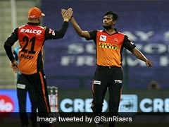 IPL 2020, DC vs SRH: Virender Sehwag Pleased With T Natarajan's Execution Of Yorkers