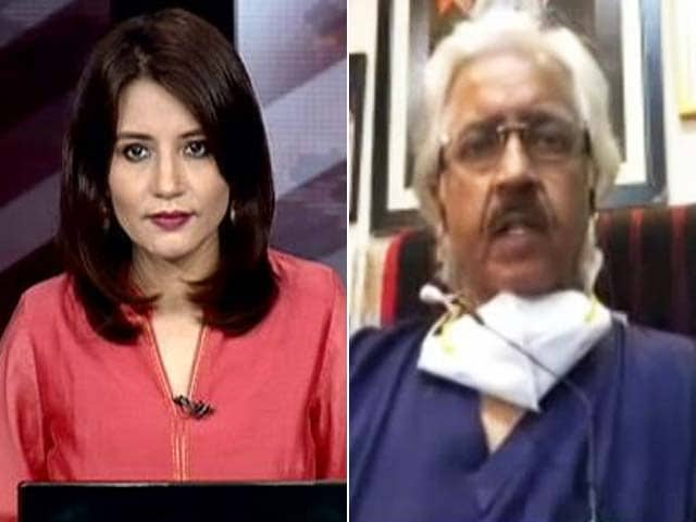 Video : Most People Wear Mask On Their Neck: Dr Ashok Seth