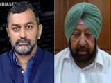 "Video : Burning Of Tractor ""Shows People's Anger"", Amarinder Singh Tells NDTV"