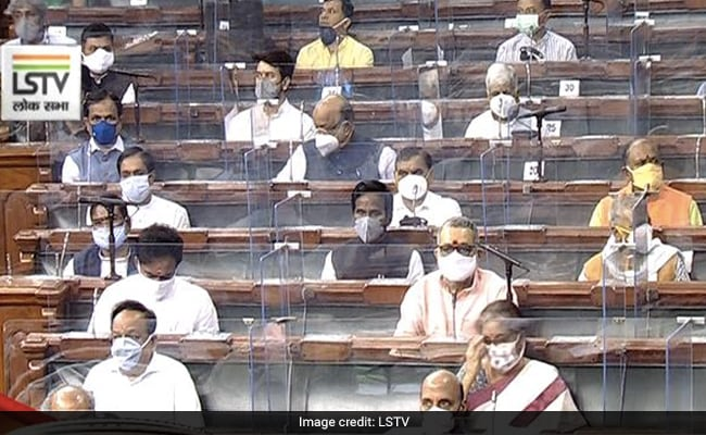 17 MPs Test Positive For Covid As Parliament Monsoon Session Begins - NDTV