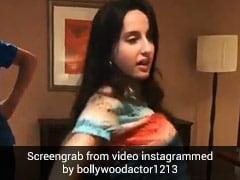 नोरा फतेही ने 'दिलबर' के अरेबिक वर्जन पर किया जबरदस्त डांस, Video हुआ वायरल