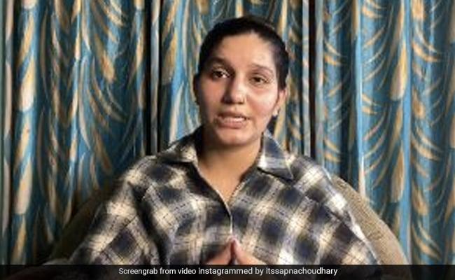Sapna Chaudhary's anger over media about farmer bill, said - like Sushant Singh Rajput case ...