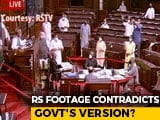 Video : Rules Violated In Farm Bill Vote? Rajya Sabha Video Counters Government