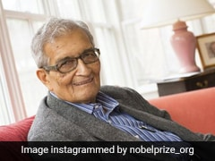 An Early Morning Phone Call For Amartya Sen. He Thought It Was Bad News But...