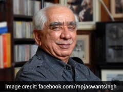 "Ex-Union Minister Jaswant Singh Dies At 82. ""Saddened By Demise,"" Says PM"