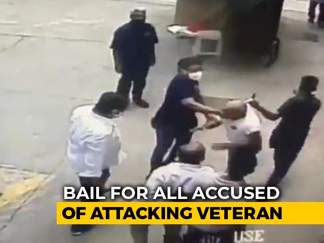 Video : Bail For 6 Accused Of Assaulting Ex-Navy Officer Over Uddhav Thackeray Cartoon