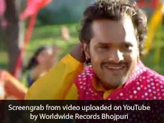 Bhojpuri Gana: खेसारी लाल यादव ने 'झुमका झुलनिया' सॉन्ग से मचाया धमाल, Video 6 करोड़ के पार