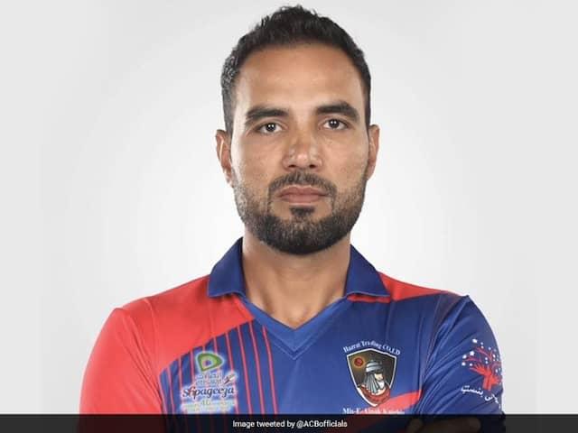 Afghanistan Batsman Najeeb Tarakai Dies After Road Accident