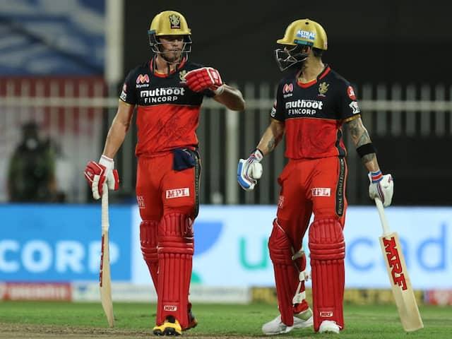 "IPL 2020, RCB vs KKR: Virat Kohli Praises AB de Villiers' ""Superhuman"" Knock As RCB Thrash KKR By 82 Runs | Cricket News"