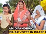 Video : 52.24% Voting Till 5 pm In Bihar Polls Phase 1, Slightly Lower Than 2015