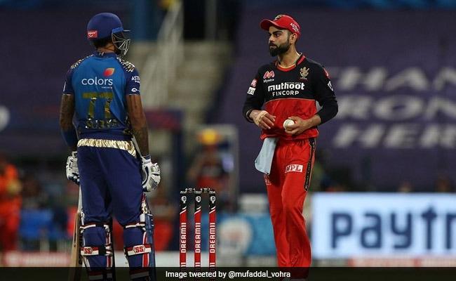 MI vs RCB: सूर्यकुमार यादव और विराट कोहली ने लाइव मैच में एक दूसरे को दिखाई आंख, फिर हुआ ऐसा..देखें Video