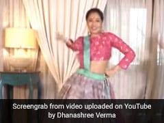 युजवेंद्र चहल की मंगेतर Dhanashree Verma का नवरात्रि स्पेशल Video वायरल, 'मैंने पायल है छनकाई' पर धमाकेदार डांस