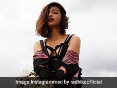 Radhika Apte Keeps Up Her Stylish Streak In A Black Dress For Autumn