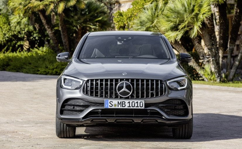 The locally assembled Mercedes-AMG GLC 43 Coupe will be launched on November 3, 2020