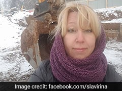 """""""Blame My Death On Russian Federation"""": Russian Journalist Dies After Setting Herself On Fire"""