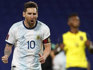 Lionel Messi Fires Argentina To World Cup Qualifying Win Over Ecuador