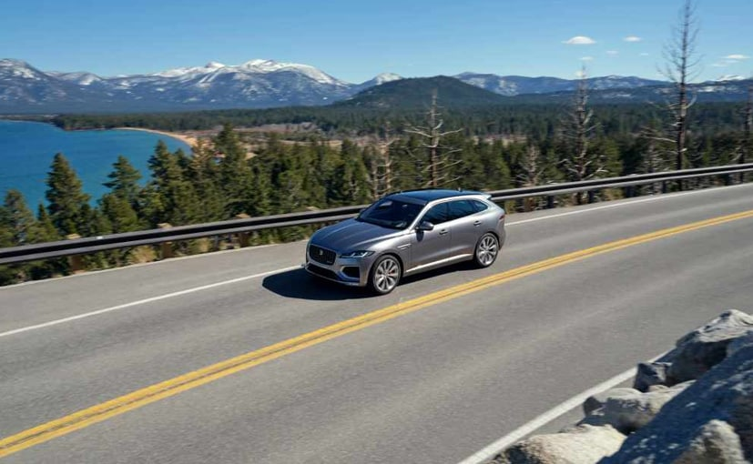 The technology is introduced on the new Jaguar F-Pace, new Jaguar XF and Range Rover Velar
