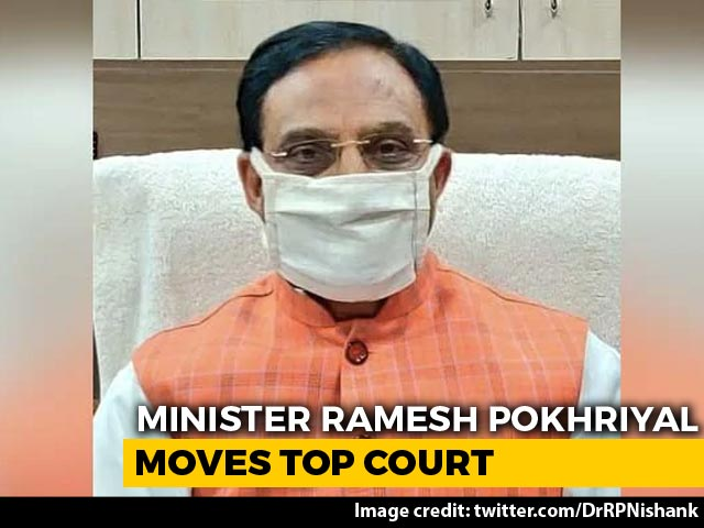 Video : Relief For Minister Ramesh Pokhriyal Over Government Bungalow Rent Dues