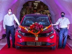 Tata Motors Achieves New Milestone Of Producing 4 Million Passenger Vehicles
