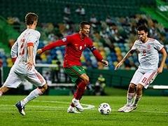Cristiano Ronaldo Denied As Portugal Held By Spain