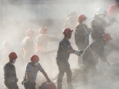 Rescue Efforts On As Death Count Rises To 37 In Turkey Earthquake