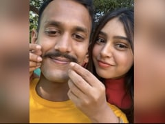 Trending: TV Actress Niti Taylor And Husband Parikshit Bawa Paint Instagram Red With A Loved Up Clip