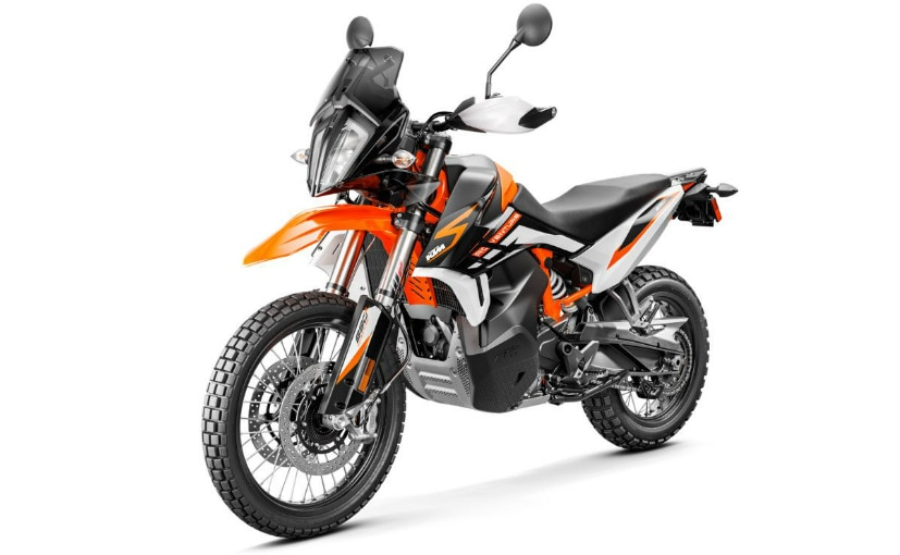 Photo of KTM 890 Adventure R used for representational purposes only