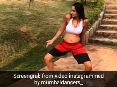 नोरा फतेही पार्क में ही करने लगीं बैली डांस, Naah गाने पर मचा दिया तहलका- देखें Video