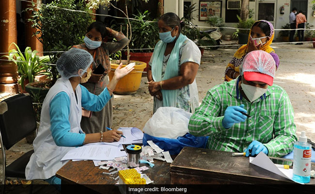 Coronavirus Super-Spreaders Drove Explosive Outbreak In India, Says Study